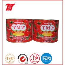 Tomato Paste for Nigeria 2200g
