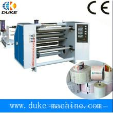 Alto retorno! 1575mm Máquina de rebobinamento de papel higiênico, cortando e Rewing Machine (DK-FQ)