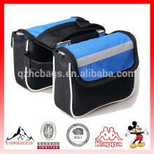 cycling bag phone bicycle accessories bicycle saddle tube package mountain Bicycle Double Bag