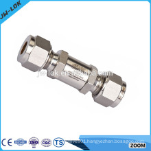 High performance spring loaded check valve
