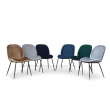 Restaurant Coffee Replica Gubi Beetle Chair by Gamfratesi (SP-HC436A)