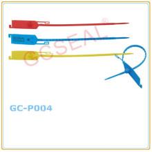 Selo de segurança plástico com Tag GC-P004