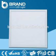 Doble color 36W blanco cálido / blanco fresco luz del panel LED 600x600 doble color LED panel de luz