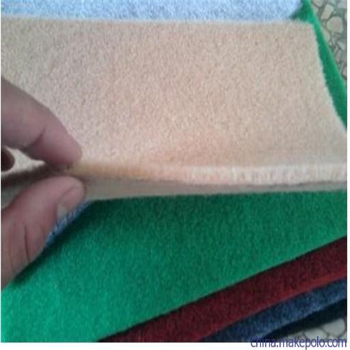 Customize Nonwoven Velour Carpet