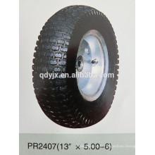 """roues pneumatiques 13 """"X5.00-6"""