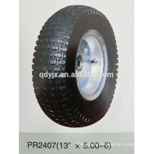 "pneumatic wheels 13""X5.00-6"