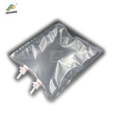 Saco plástico de amostragem de gás FEP
