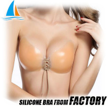 Best selling adhesive silicone bra size 40d