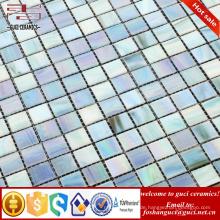 billig Fliese gemischt Hot - schmelzen Sie Mosaikbadezimmer - Glasmosaikfliese
