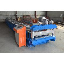 Colored Steel Tiles Cold Forming Machine