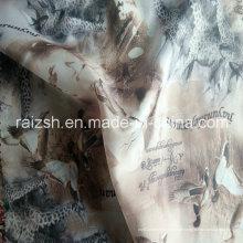 Tecido de tafetá de poliéster para forro de tecido saco ou casaco