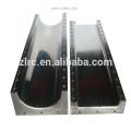 Molde de perfil de material compuesto de fibra de vidrio y tubo de pultrusión FRP