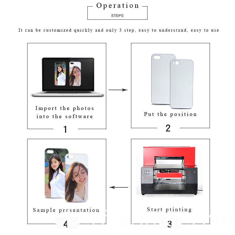 Phone Case Printer