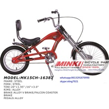 16 '' / 20 '' Big Tires Niños Chopper bicicleta