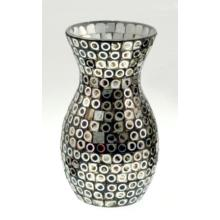 New Design Classical Glass Mosaic Candle Holder