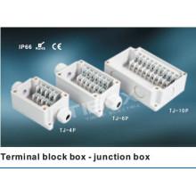 Faseroptische Terminierungsbox