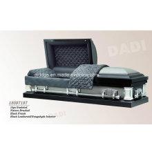 Estilo americano de aço caixão (18097197)