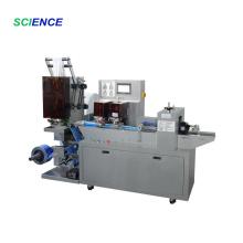 Machine de fabrication de lingettes humides simples automatiques