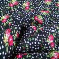 Printed 100% Viscose Beautiful Fabric