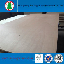High Quality Poplar Core Okoume Veneer Commercial Plywood