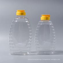 1000g Plastic Bee Honey Bottle Jam Bottles Ketchup Bottle (EF-H101000)