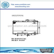 Auto Radiator For TOYOTA CAMRY 88-91