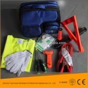 Cheap lifesaving first aid pouch ,car emergency kit