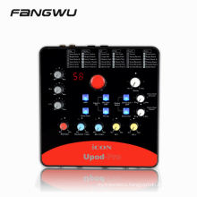 High Quality Audio Mixer With Interface