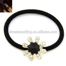 Fashion hair rope sunflower style korean acrylic hair accessory