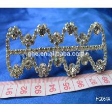 100% fábrica directamente boda tiara