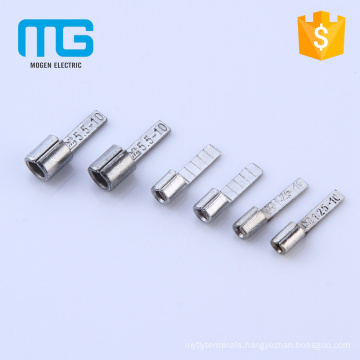 Wholesale Naked Copper Non-Insulated Blade Connectors with CE