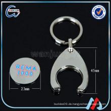 Münzenhalter Anhänger Schlüsselanhänger