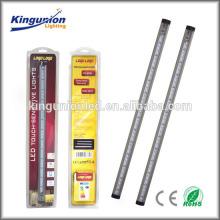 Barre rigide à contact avec LED
