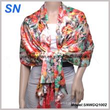2013 Lenço de cetim de moda (snwdq1002)