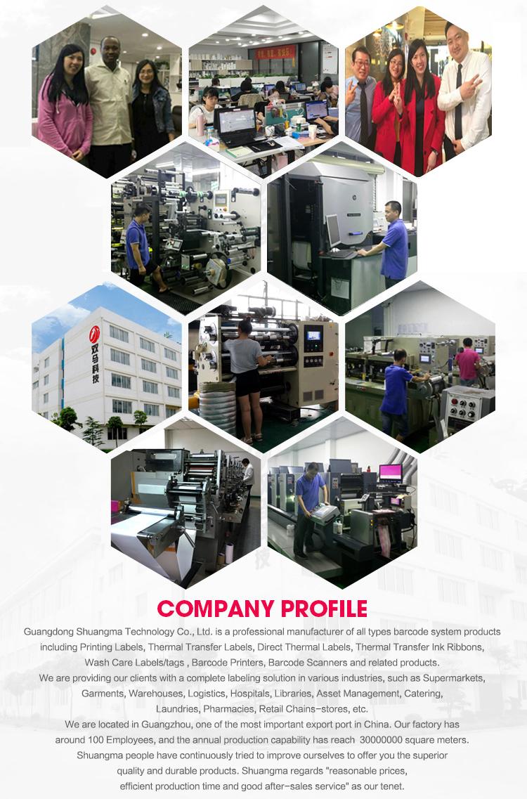 Soonmark label printing factory