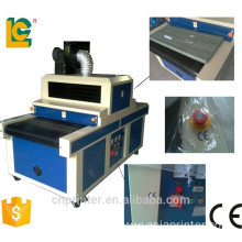 600mm width uv ink dryer oven machine
