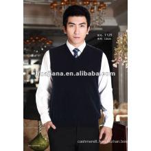 boutique cashmere men sweater vest