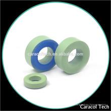 Noyau de fer d'anneau de Powderred d'inducteur magnétique de noyau pour l'étranglement de mode commun