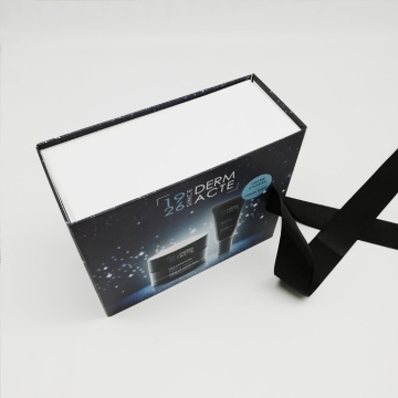 Hot Sale Collapsible Gift Box With Ribbon