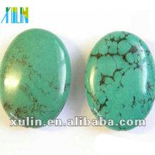 cabochon turquoise pierres lâches LTQ21