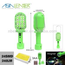 Продукция Asia Leader с подвесным крючком и магнитной аккумуляторной базой