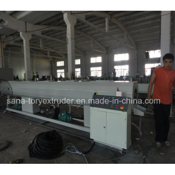 200-400mm PVC Pipe Extrudering Machinery/Plastic Pipe Extrusion Line