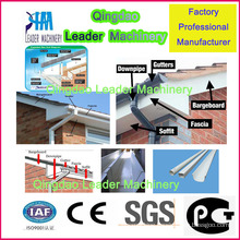 PVC Rainwater Gutters Production Machine