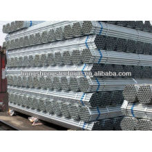 Feuerverzinktes ERW Stahlrohr