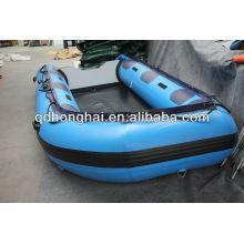 jangada de esporte inflável barco pesca barco