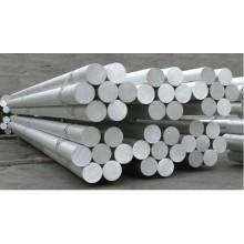 Barres en aluminium frottées ou laminées à chaud