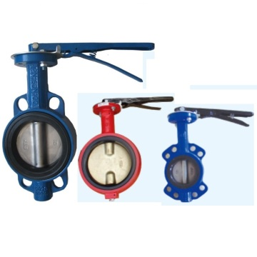 Jenis Wafer Valve Butterfly