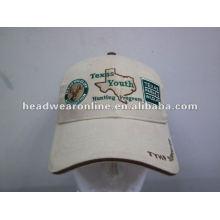 Gorra de béisbol EMB Logo 6panels tapa