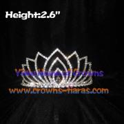 Crystal korony i tiary