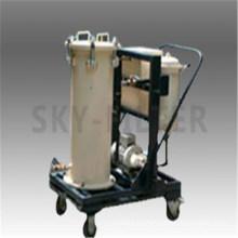 Efficient Vacuum Oil Filter Carts Box-Type